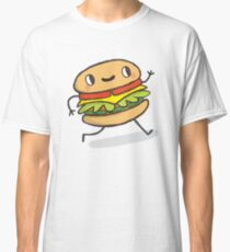 Cheerful salad roll Classic T-Shirt