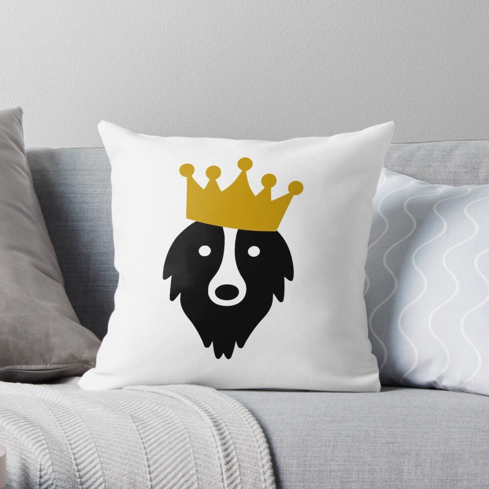 King Grogl™ Outlet Throw Pillow