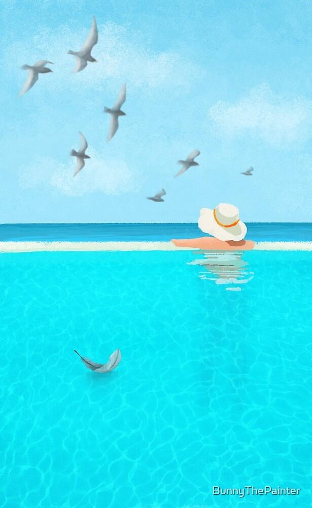 Endless Summer by BunnyThePainter
