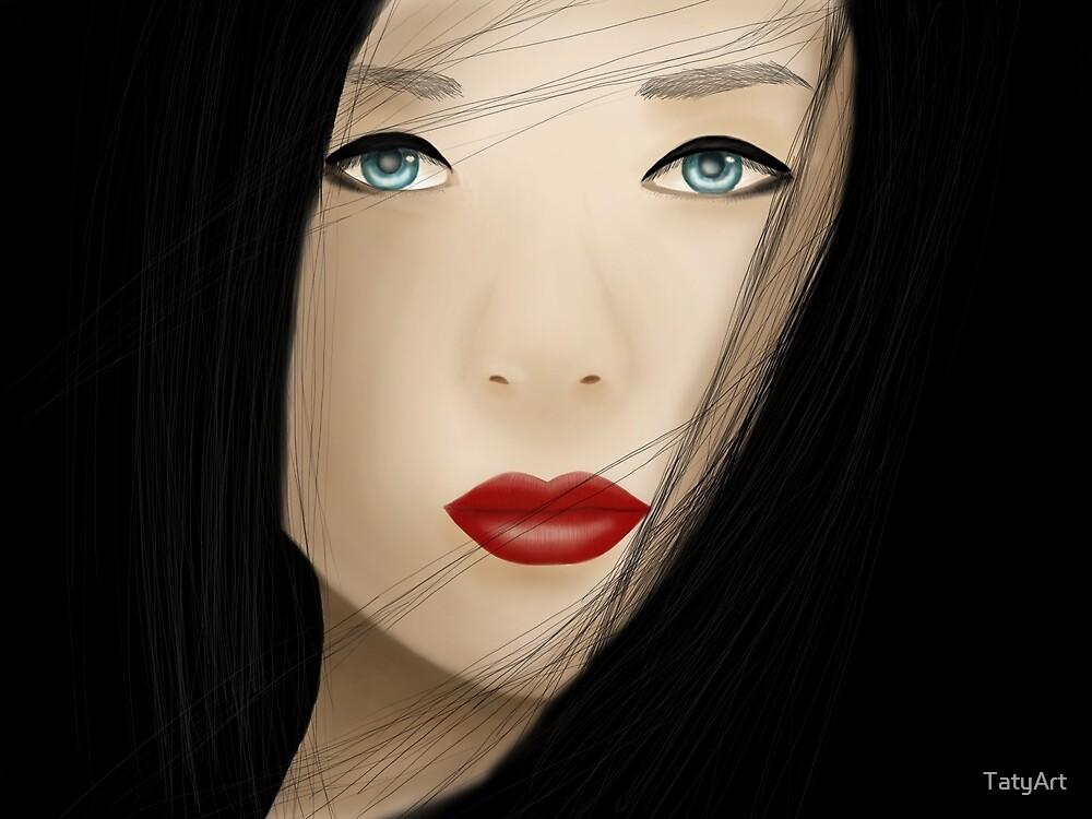 Sayuri - Memoirs of a Geisha by TatyArt
