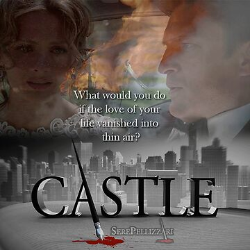 What would you do if the love of your life vanished into thin air? #Castle by SerePellizzari