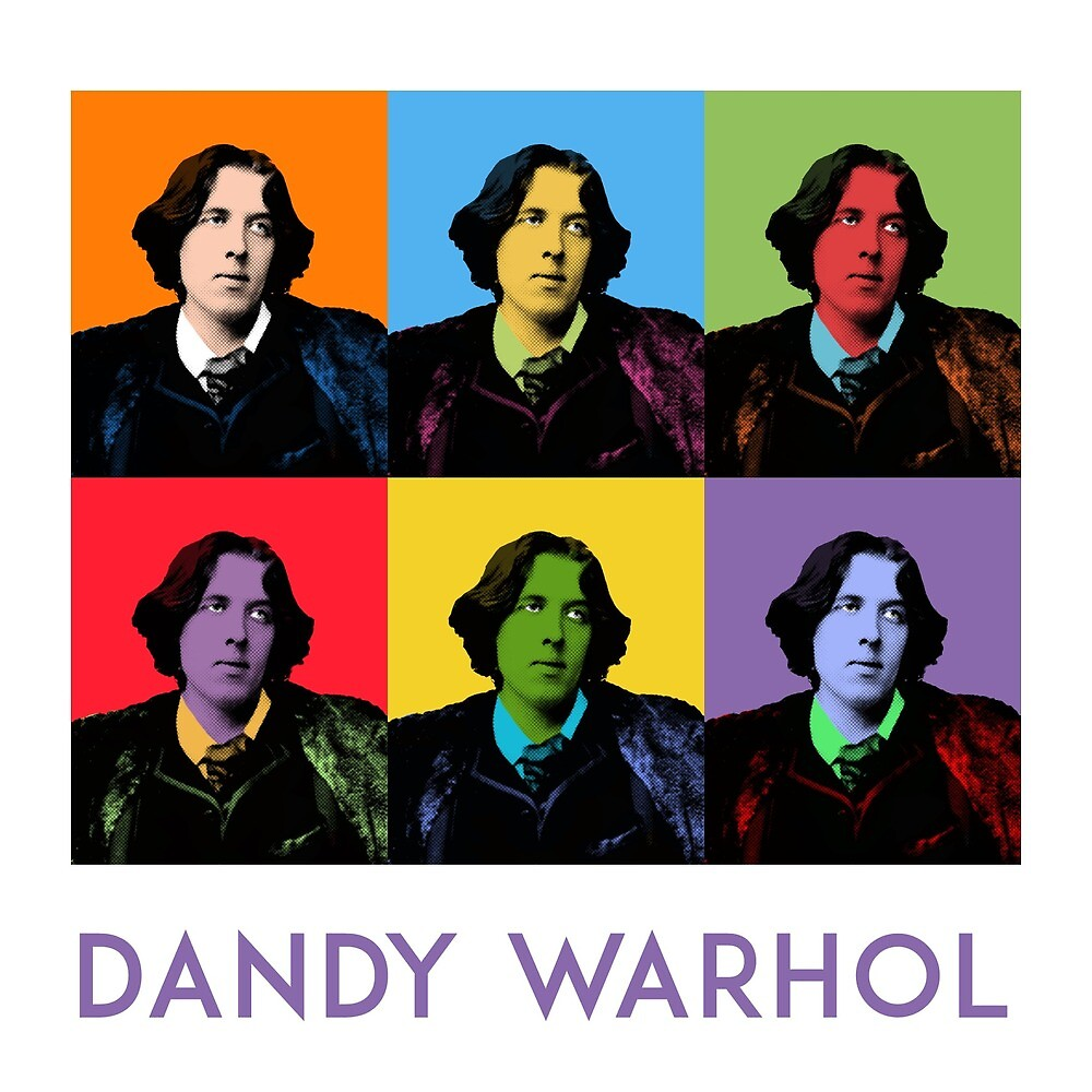 Dandy Warhol by emmasilvana