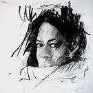 Portrait 04 by Ronald Wigman