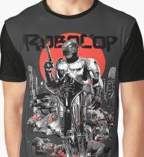 RoboCop - Graphic Novee Style Graphic T-Shirt
