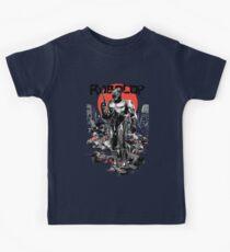 RoboCop - Graphic Novee Style Kids Tee