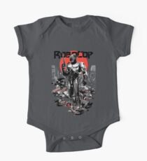 RoboCop - Graphic Novee Style Kids Clothes