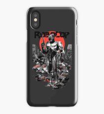 RoboCop - Graphic Novee Style iPhone Case/Skin