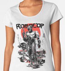 RoboCop - Graphic Novee Style Women's Premium T-Shirt