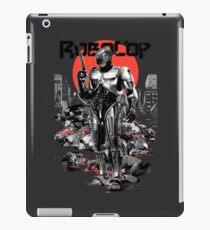 RoboCop - Graphic Novee Style iPad Case/Skin