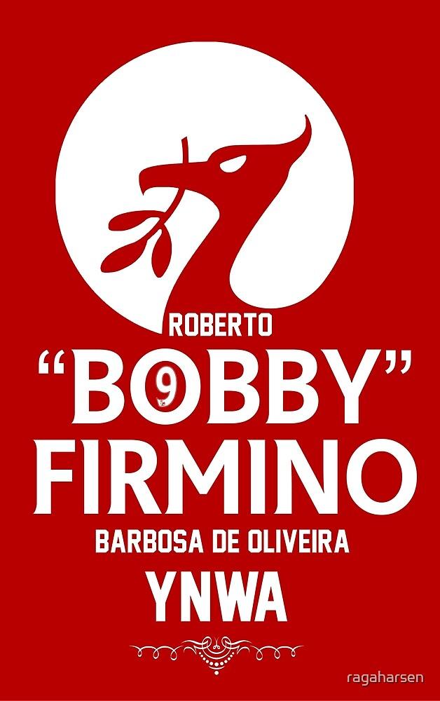 bobby score!! by ragaharsen