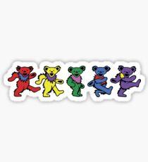 Grateful Dead Bears Sticker