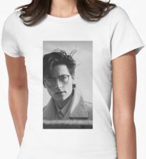Cole Sprouse - Riverdale Womens Fitted T-Shirt