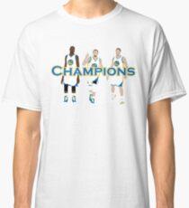 Golden State Warriors 2017 Champions Classic T-Shirt