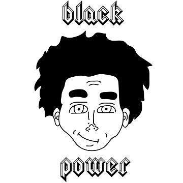 black power by williamamorimws