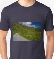 Alpine summer, Austria Unisex T-Shirt