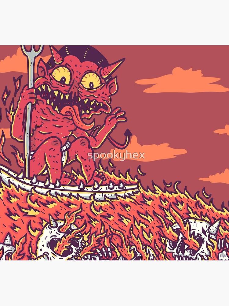hellsurf by spookyhex