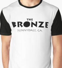 The Bronze – Buffy the Vampire Slayer, Sunnydale Graphic T-Shirt