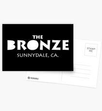 The Bronze – Buffy the Vampire Slayer, Sunnydale Postcards