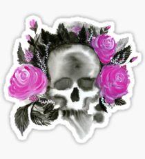 Skull of Love Sticker