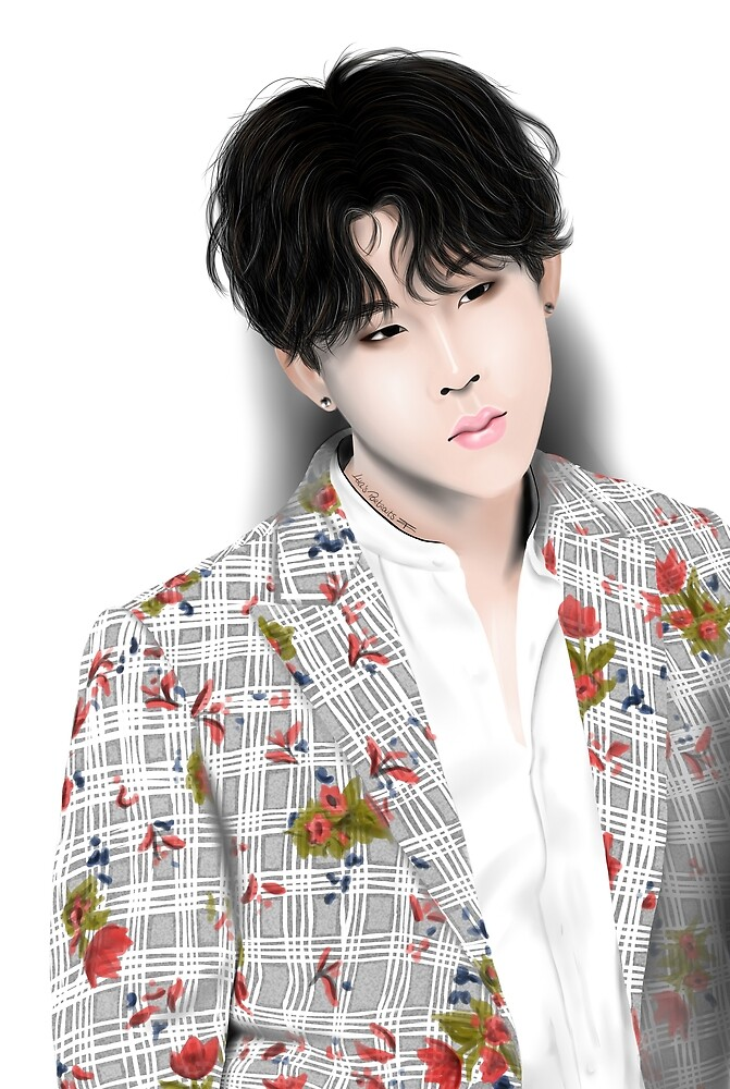 Jooheon by LuasPortraits