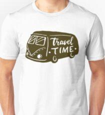 Travel time Unisex T-Shirt