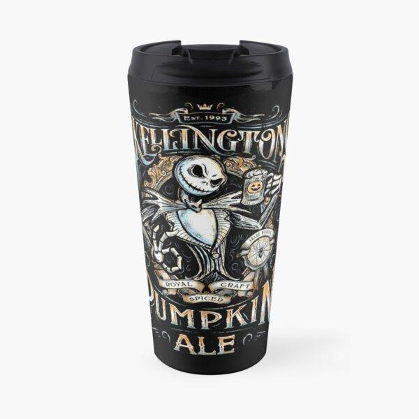 Nightmare Before Christmas - Skellingtons Pumpkin Ale Travel Mug