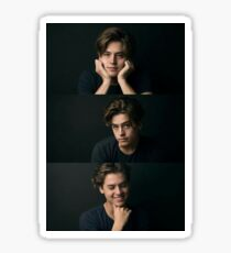 Cole Sprouse - Riverdale Sticker