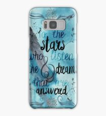 to the stars who listen v1 Samsung Galaxy Case/Skin