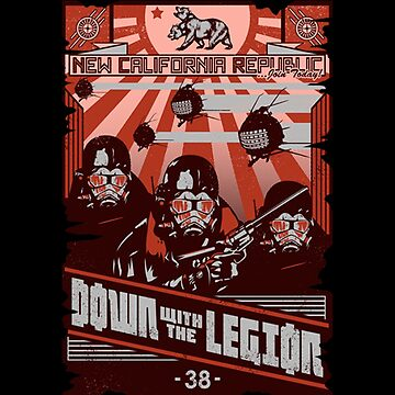 Down with the Legion by beneka1987