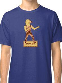 Boxer Dog Bonzo Bones Classic T-Shirt