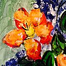 Summer Floral by Vaillancourt
