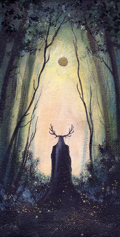 The Forest King by KinkoWhite
