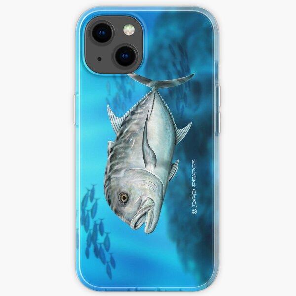 Coral Sea GT iPhone Soft Case
