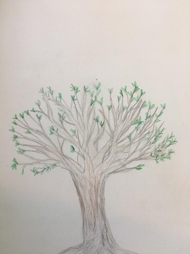 Living tree by Bookbear