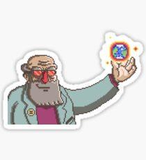 Doctor Yoyo Sticker