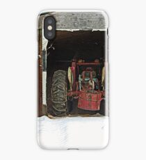 Sleigh Camouflage iPhone Case/Skin