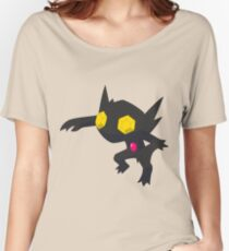 Fake Shiny Sableye (Dark/Electric) Women's Relaxed Fit T-Shirt