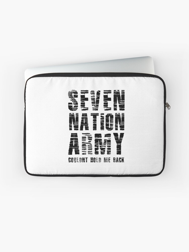 Seven Nation Army Lyrics Badass Rock Music White Stripes Quote
