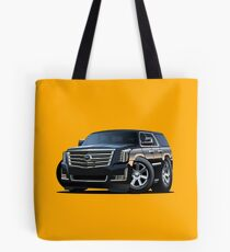 Cartoon luxury SUV Tote Bag