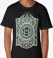 Ultra Sacred Geometry - Dark Long T-Shirt