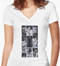 Cole Sprouse - Riverdale Women's Fitted V-Neck T-Shirt