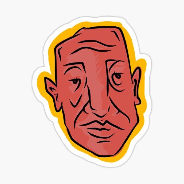Franky Boy Sticker