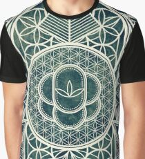 Ultra Sacred Geometry - Dark Graphic T-Shirt