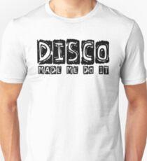 Cool Retro Disco Dancing Party T-Shirts Unisex T-Shirt