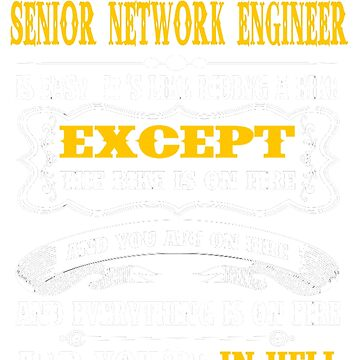 SENIOR NETWORK ENGINEER EXCEPT MUCH COOLER by thomasride