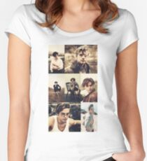 Cole Sprouse - Riverdale Women's Fitted Scoop T-Shirt