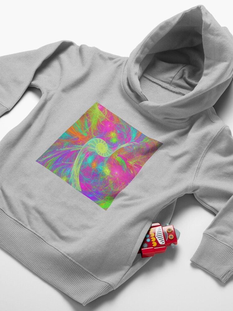 Alternate view of Let`s dance Toddler Pullover Hoodie