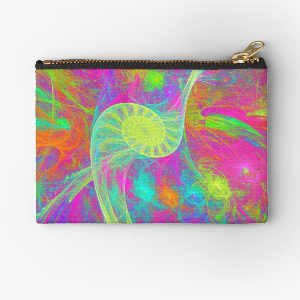 Let`s dance Zipper Pouch