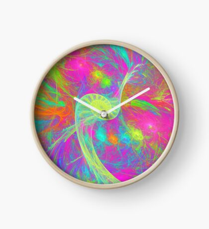 Let`s dance Clock