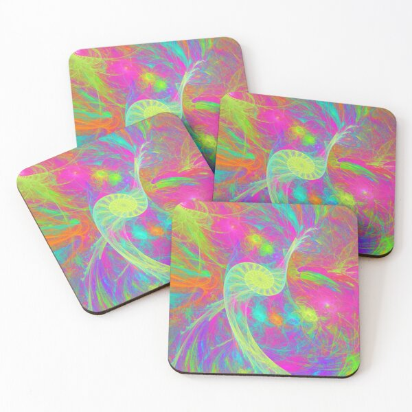 Let`s dance Coasters (Set of 4)